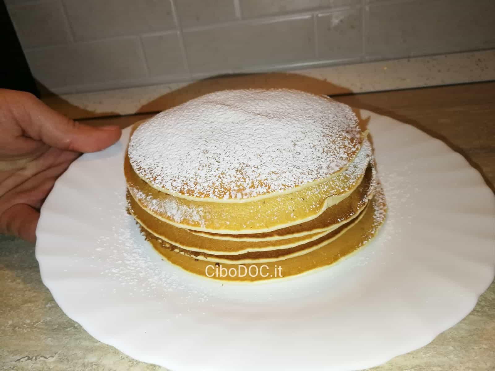 pancake veloci